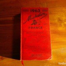 Libros: GUIA MICHELIN, 1963, FRANCIA. Lote 120119155