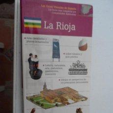 Libros: LA RIOJA LAS GUIA VISUALES DE ESPAÑA. . Lote 124556235