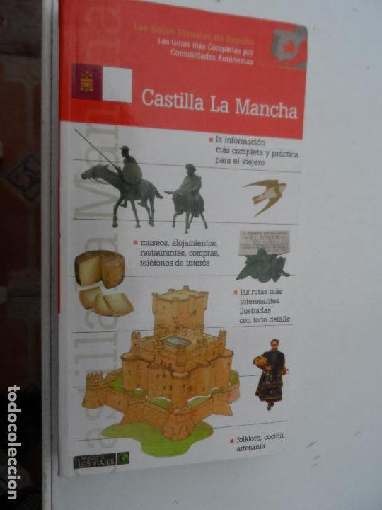 CASTILLA LA MANCHA LAS GUIAS VISUALES DE ESPAÑA. (Libros Nuevos - Ocio - Guía de Viajes)