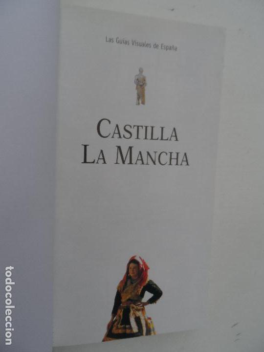 Libros: CASTILLA LA MANCHA LAS GUIAS VISUALES DE ESPAÑA. - Foto 3 - 124556355
