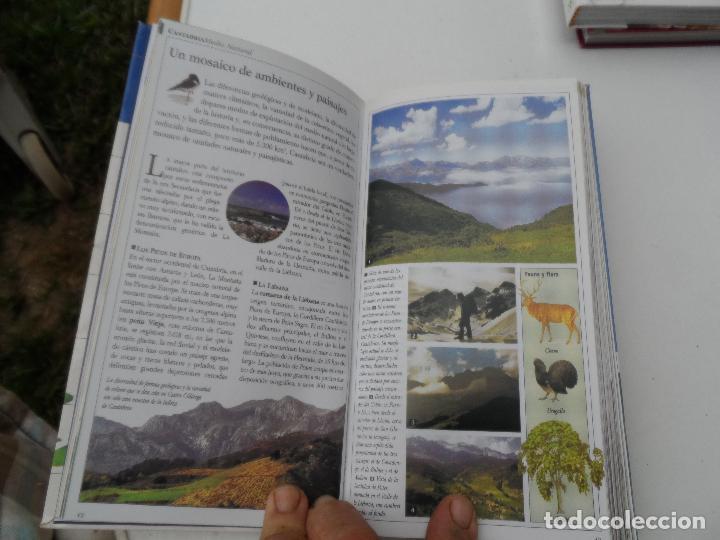 Libros: CANTABRIA LAS GUIAS VISUALES DE ESPAÑA. - Foto 2 - 124556511