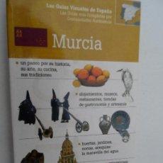 Libros: MURCIA LAS GUIAS VISUALES DE ESPAÑA.. Lote 124556815