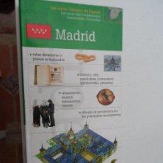 Libros: MADRID LAS GUIAS VISUALES DE ESPAÑA. . Lote 124557347