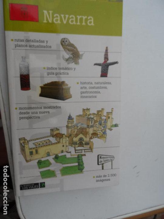 NAVARRA LAS GUIAS VISUALES DE ESPAÑA. (Libros Nuevos - Ocio - Guía de Viajes)