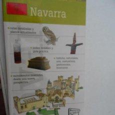 Libros: NAVARRA LAS GUIAS VISUALES DE ESPAÑA. . Lote 124557847
