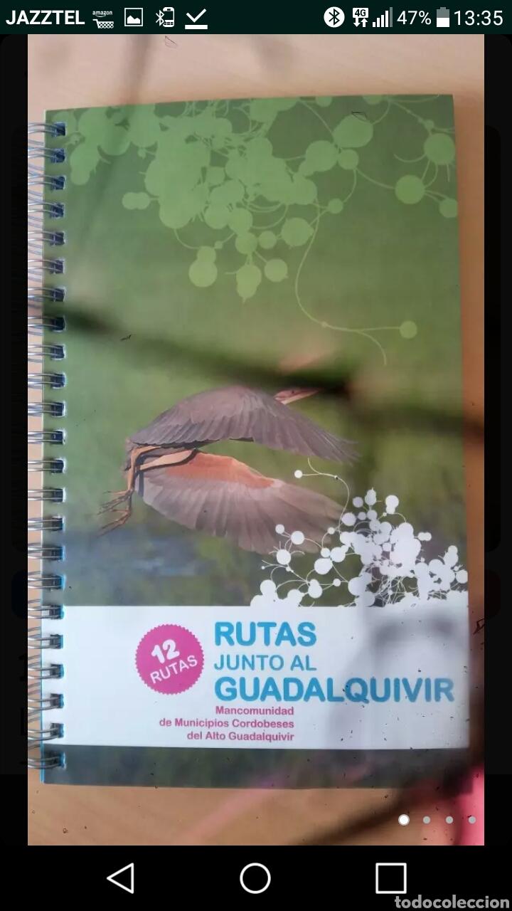 LIBRO BLOC 12 RUTAS JUNTO AL GUADALQUIVIR (Libros Nuevos - Ocio - Guía de Viajes)