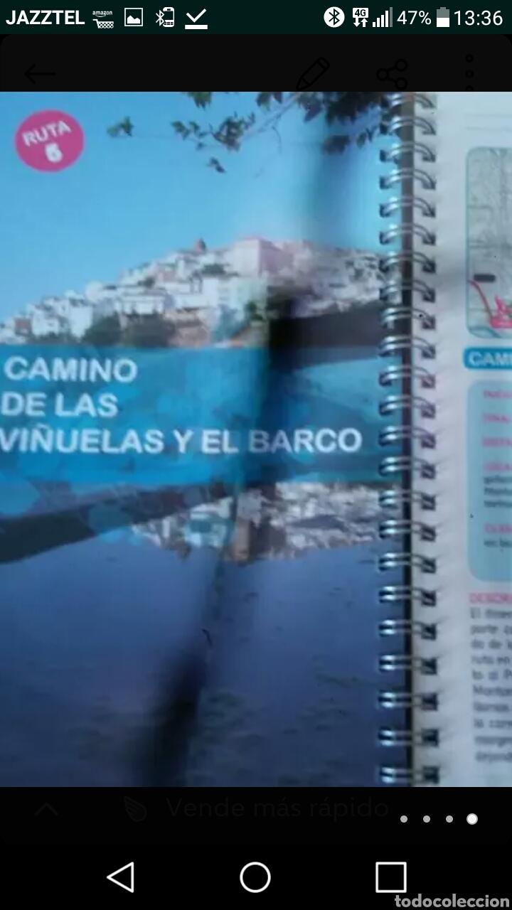 Libros: Libro bloc 12 RUTAS JUNTO AL GUADALQUIVIR - Foto 3 - 125910020