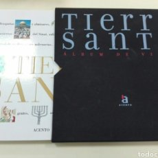 Libros: TIERRA SANTA. ALBUM DE VIAJE.. Lote 126828674