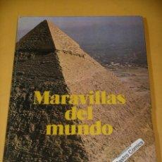 Libros: MARAVILLAS DEL MUNDO, SALVAT AÑO 1980 ERCOM A9. Lote 126888267