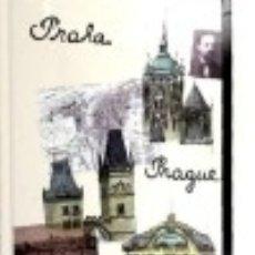 Libros: PRAGA CITY LIBRETA 16 X 22. Lote 126979248