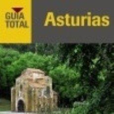 Libros: GUÍA TOTAL ESPAÑA. ASTURIAS ANAYA TOURING. Lote 75527094
