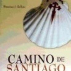 Libros: CAMINO DE SANTIAGO:CAMINOS ARAGONES,PORTUGUES Y PRIMITIVO. Lote 128451982