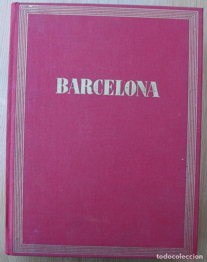 Libros: BARCELONA. CARLOS SOLDEVILA. 4ª EDICION, 1972 - Foto 2 - 129394283