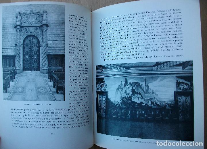 Libros: BARCELONA. CARLOS SOLDEVILA. 4ª EDICION, 1972 - Foto 5 - 129394283