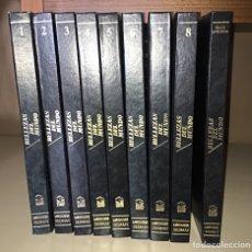 Libros: COLECCIÓN COMPLETA BELLEZAS DEL MUNDO ED. LAROUSSE. Lote 130091026