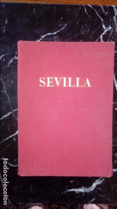 SEVILLA. MATERIAL FOTOGRÁFICO. 230 LÁMINAS. (Libros Nuevos - Ocio - Guía de Viajes)
