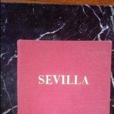 Libros: SEVILLA. MATERIAL FOTOGRÁFICO. 230 LÁMINAS.. Lote 132128550