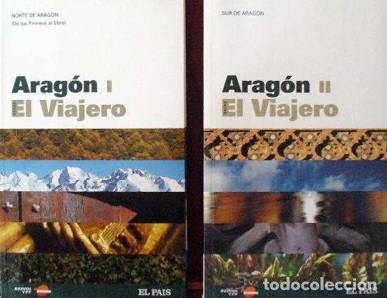 GUIAS EL VIAJERO DE EL PAIS-ARAGON -I-II (Libros Nuevos - Ocio - Guía de Viajes)