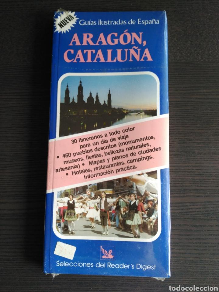 GUIA ILUSTRADA ARAGON Y CATALUÑA. SELECCIONES READER'S DIGEST (Libros Nuevos - Ocio - Guía de Viajes)