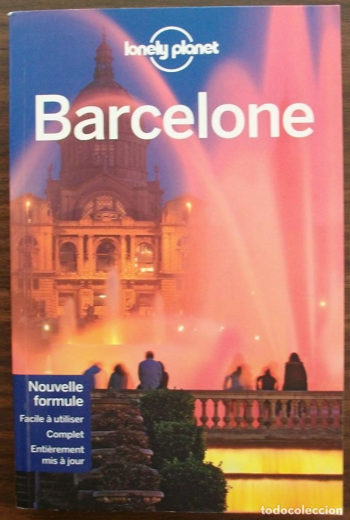 Libros: GUIA BARCELONA. LONELY PLANET - Foto 1 - 134622126