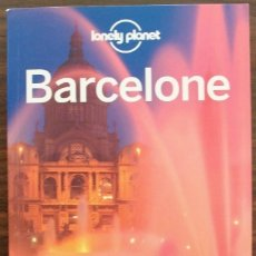 Libros: GUIA BARCELONA. LONELY PLANET. Lote 134622126