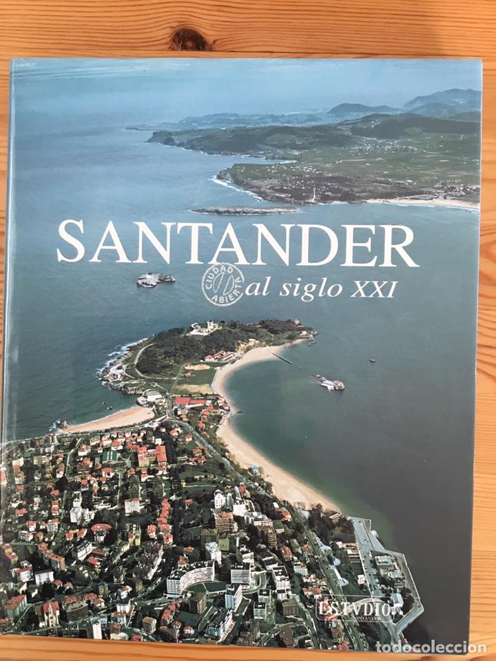 SANTANDER CIUDAD ABIERTA AL SIGLO XXI. EDICIONES LIBRERÍA ESTUDIO, 2001 (Libros Nuevos - Ocio - Guía de Viajes)