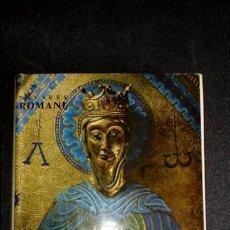 Libros: EL ROMÁNICO EN NAVARRA. LUIS Mª LOJENDIO. HISTORIA DE NAVARRA EN LA EDAD MEDIA.. Lote 135886586
