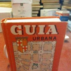 Libros: BJS.GUIA URBANA BARCELONA.JOSEP PAMIAS RUIZ.EDT PAMIAS. BRUMART TU LIBRERIA.. Lote 136551734