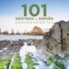 Libros: 101 LUGARES DE ESPAÑA SORPRENDENTES. Lote 139301213
