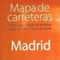 Libros: MADRID MAPA DE CARRETERAS. Lote 139507430