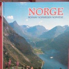 Libros: BJS.NORGE NORWAY NORWEGEN NORVEGE.EDT AUNE. BRUMART TU LIBRERIA. . Lote 139813702
