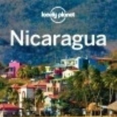 Libros: LONELY PLANET NICARAGUA. Lote 140092497