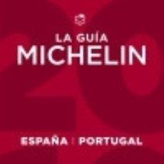 Libros: GUIA MICHELIN ESPAÑA PORTUGAL 2019 ESPAÑOL. Lote 141217064