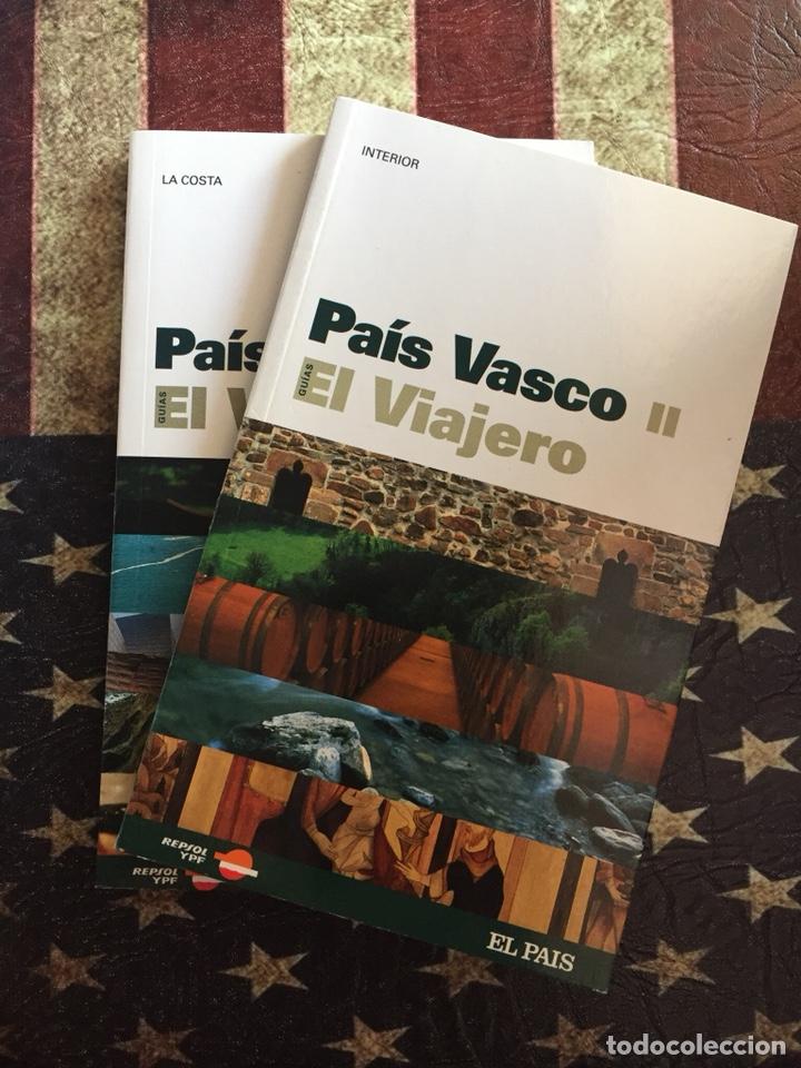 EL VIAJERO PAÍS VASCO (Libros Nuevos - Ocio - Guía de Viajes)