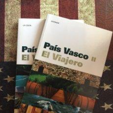 Libros: EL VIAJERO PAÍS VASCO. Lote 143883230