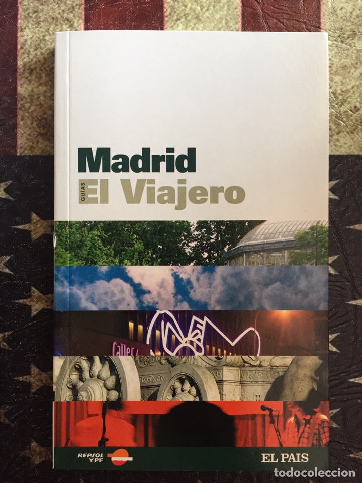 EL VIAJERO MADRID (Libros Nuevos - Ocio - Guía de Viajes)