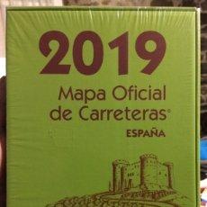 Libros: MAPA OFICIAL DE CARRETERAS ESPAÑA 2019. EDICIÓN 54. Lote 145606658
