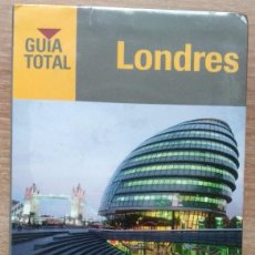 Libros: GUIA DE VIAJE LONDRES ANAYA TOURING. Lote 146239350