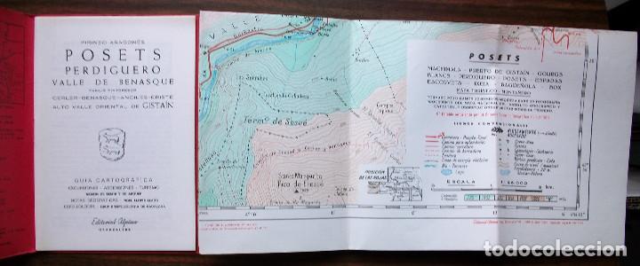 Libros: GUIAS CARTOGRAFICAS DE EXCURCIONISMO Y TURISMO DE LA EDITORIAL ALPINA ( 5 DE DIFERNETES ZONAS) - Foto 5 - 146811534