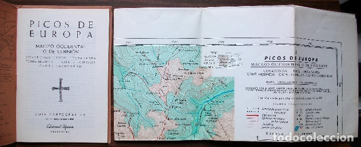 Libros: GUIAS CARTOGRAFICAS DE EXCURCIONISMO Y TURISMO DE LA EDITORIAL ALPINA ( 5 DE DIFERNETES ZONAS) - Foto 6 - 146811534