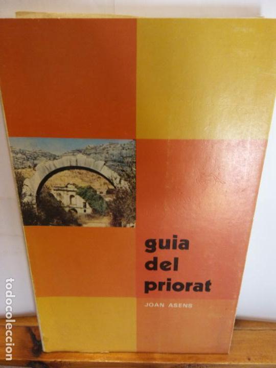 STQ.JOAN ASENS.GUIA DEL PRIORAT.EDT, LLIBRERIA DE LA RAMBLA.BRUMART TU LIBRERIA. (Libros Nuevos - Ocio - Guía de Viajes)