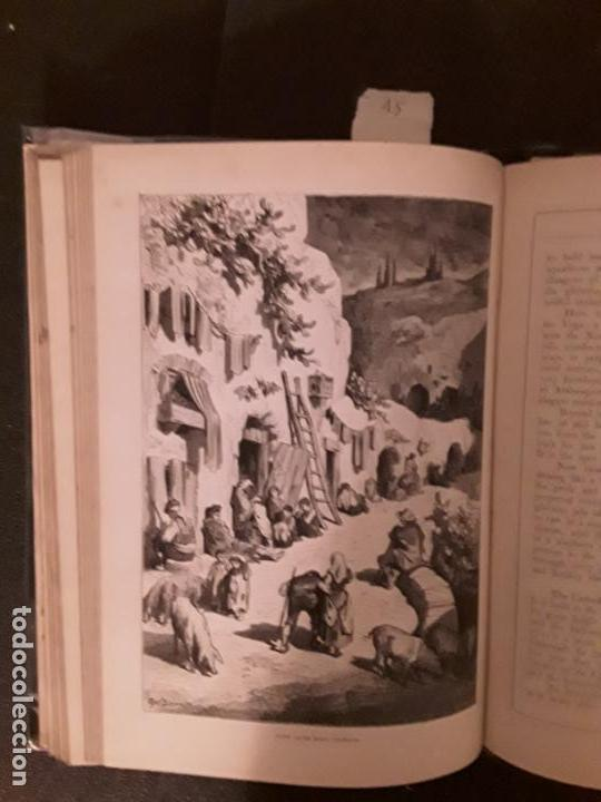 Libros: SPANISCH PICTURES DRAWN WITHH PEN AND PENCIL. Ilustraciones de Gustave Doré - Foto 4 - 147374818