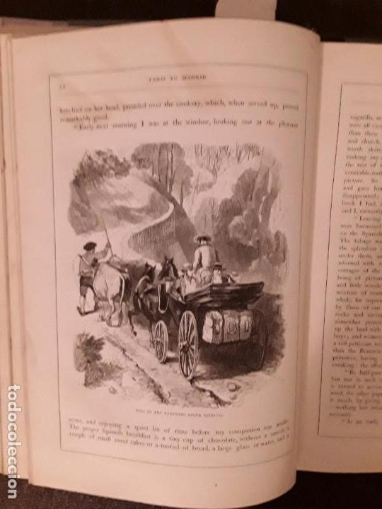 Libros: SPANISCH PICTURES DRAWN WITHH PEN AND PENCIL. Ilustraciones de Gustave Doré - Foto 6 - 147374818