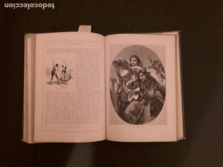 Libros: SPANISCH PICTURES DRAWN WITHH PEN AND PENCIL. Ilustraciones de Gustave Doré - Foto 7 - 147374818