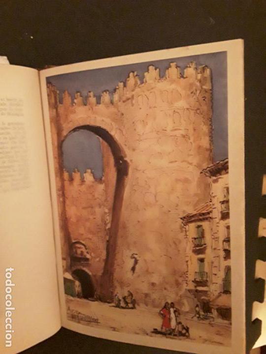 Libros: Bertrand Louis. Espagne. Aquarelles de Bouillière - Foto 2 - 147375174