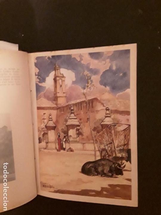 Libros: Bertrand Louis. Espagne. Aquarelles de Bouillière - Foto 4 - 147375174