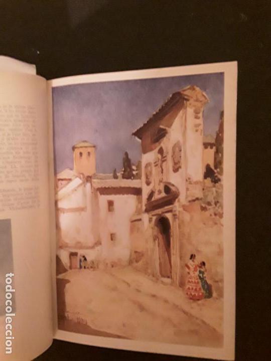 Libros: Bertrand Louis. Espagne. Aquarelles de Bouillière - Foto 6 - 147375174