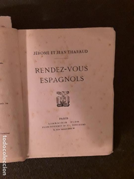 Libros: Tharaud, Jérome et Jean. Rendez-vous espagnols - Foto 2 - 147509554