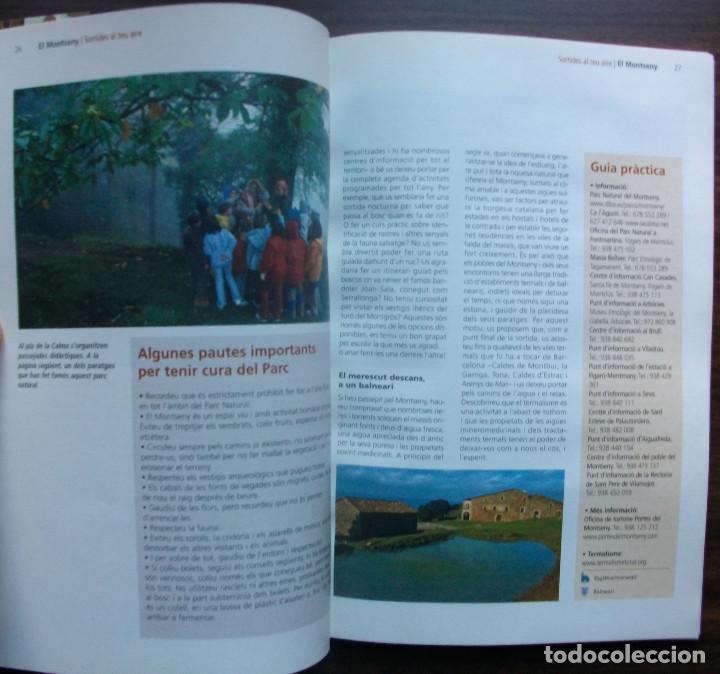 Libros: TURISME TOTAL A PROP DE BARCELONA. - Foto 2 - 147670522