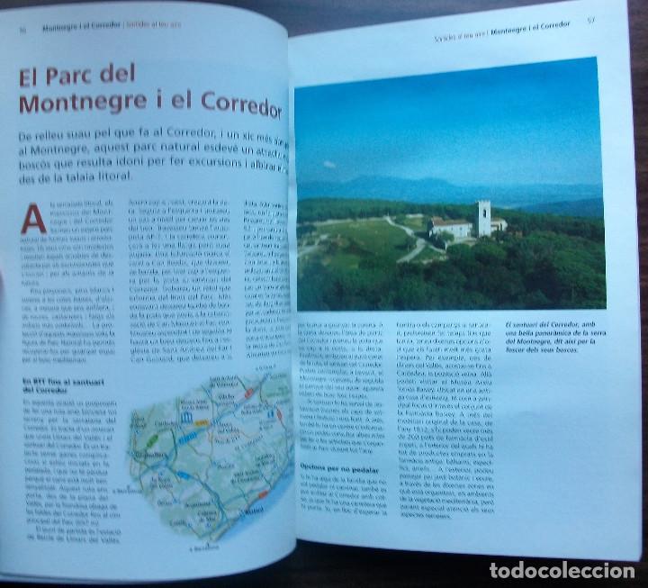 Libros: TURISME TOTAL A PROP DE BARCELONA. - Foto 3 - 147670522